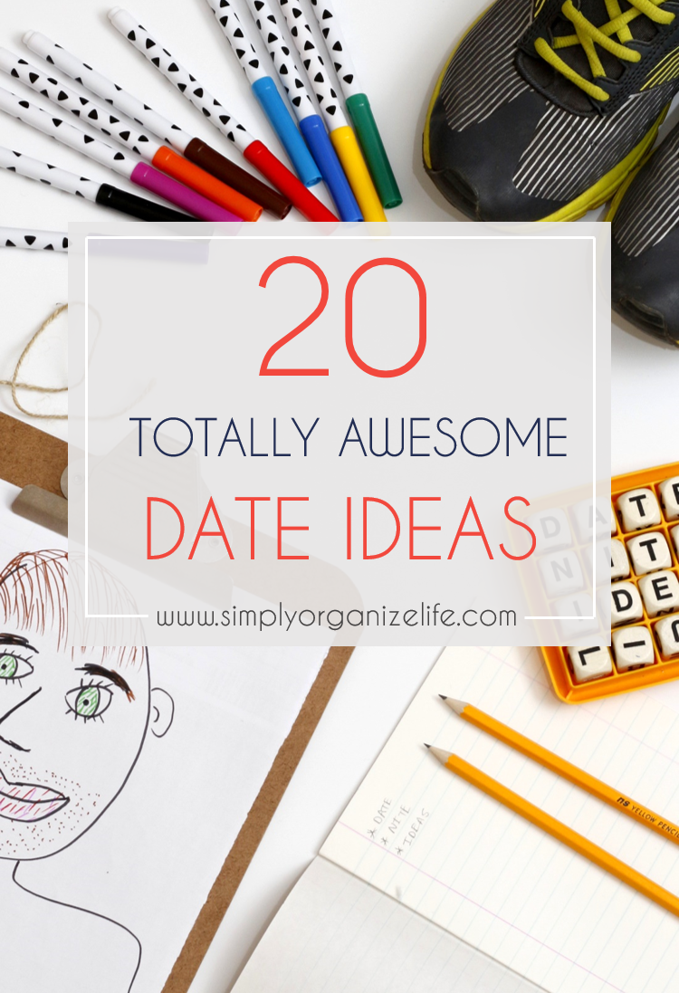 Awesome date ideas